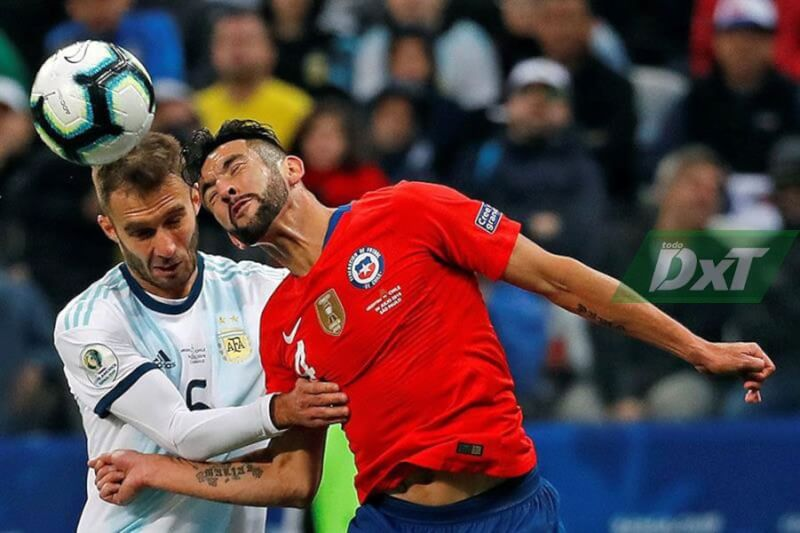 Argentina gana 2-1 y se hace del tercer puesto en la Copa América