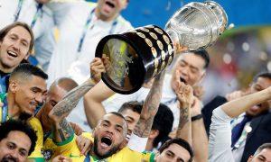 Brasil celebra sin Neymar, la Conmebol se indigna con Messi