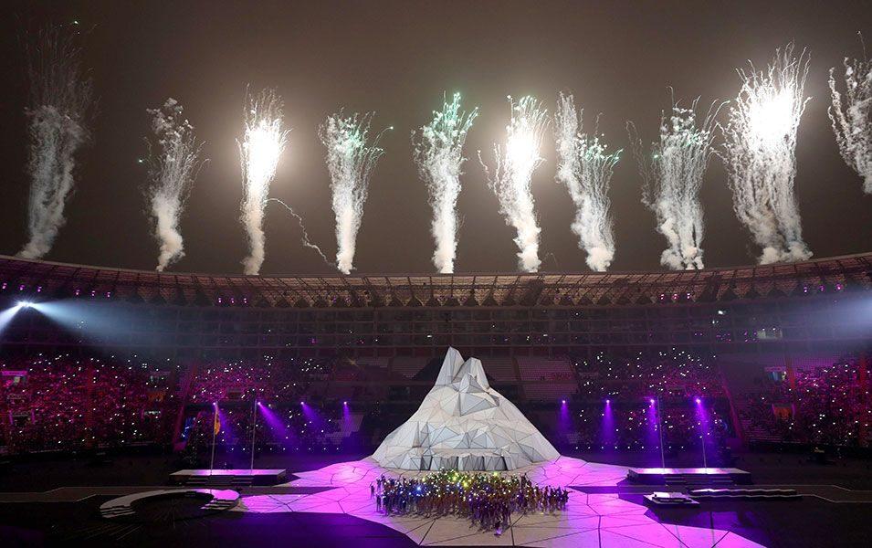 El Perú es una fiesta por los Juegos Panamericanos