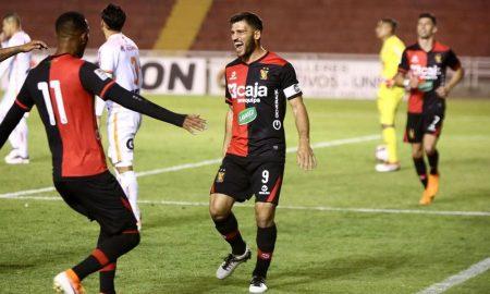 Bernardo está a 5 goles de igualar su mejor temporada en FBC Melgar