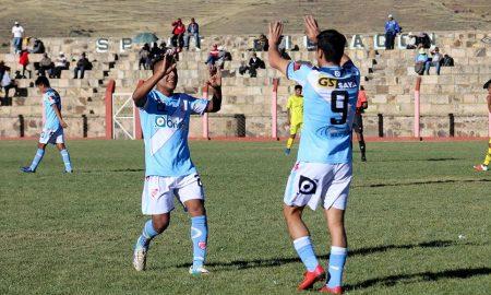 Alfonso Ugarte golea 6-0 al Ángel Gutiérrez de Lampa por la Copa Perú