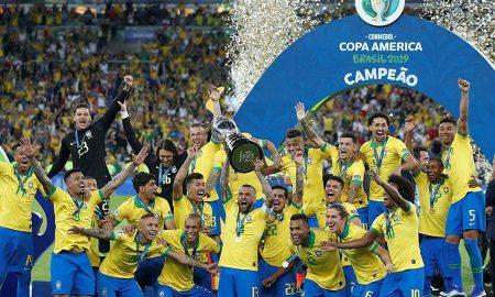 La Verdeamarilla logró su noveno título en Sudamérica