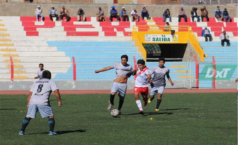 Copa Perú: Alfonso Ugarte golea al Alianza de Yunguyo en la Etapa Departamental