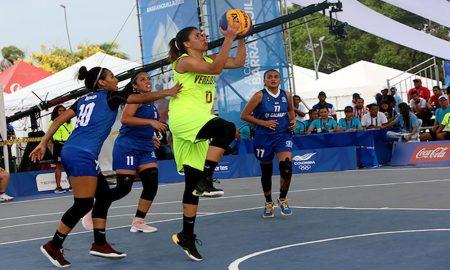 """Baloncesto 3x3: una incógnita """"urbana"""" que debuta en los Panamericanos"""