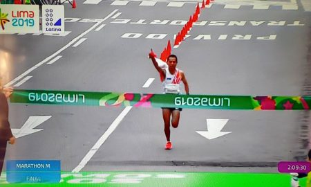Cristian Pacheco ganó la segunda medalla de oro para Perú