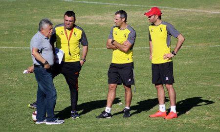 Diego Osella acepta que su equipo se desconcentró en el gol aliancista