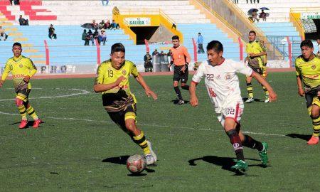 Copa Perú en Puno: Universitario es uno de los últimos clasificados