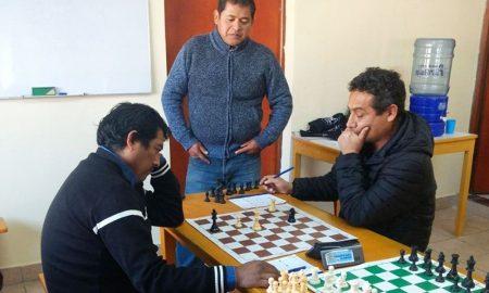 Tacna: Arellano es campeón de torneo de ajedrezTacna: Arellano es campeón de torneo de ajedrez