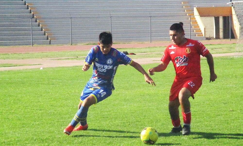 Tacna: Bolognesi clasificó a la departamental derrotando 4-1 a Bentín