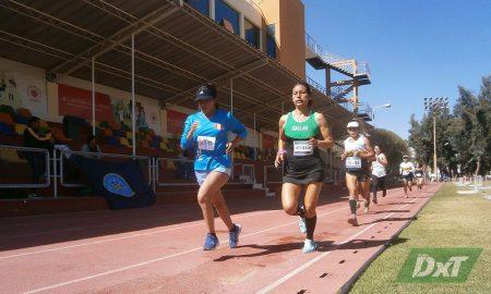 Arequipa: Deportistas mayores en el V Campeonato Internacional