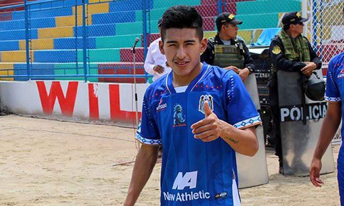 """Andy Polar: La """"Joyita"""" mistiana será el conductor de la selección de fútbol."""