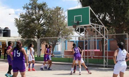El 4 de agosto arranca torneo de básquet femenino en Juliaca