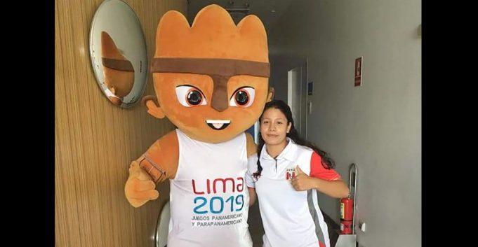 Camila Delgado: Arequipeña, capitana de la selección de balonmano de Perú.