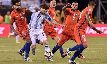 """Argentina y Chile hoy juegan por el """"honor"""""""