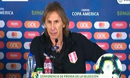 "Ricardo Gareca: ""Necesitamos encontrarnos futbolísticamente"""