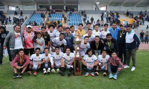 Tacna: Orión FC es el campeón provincial de la Copa Perú