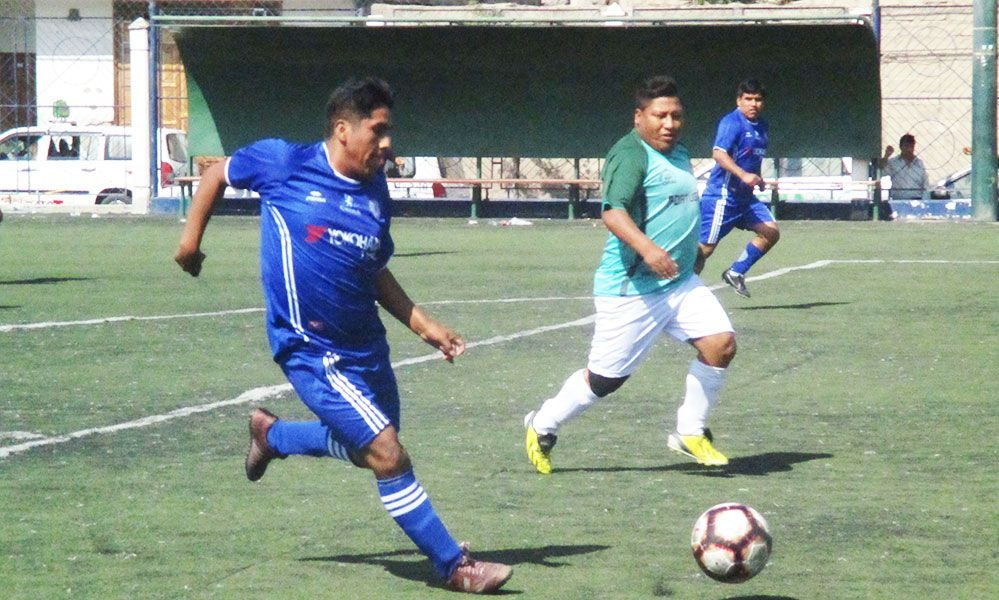 Tacna: Sigue la buena racha en el torneo de Taxigol 2019