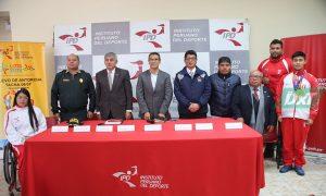Deportistas tacneños harán relevo de la Antorcha Panamericana