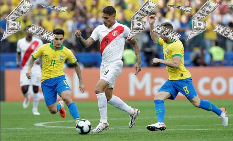 Si Perú campeona en la Copa América, gana 13 millones de dólares