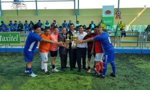 Tacna: Taxistas iniciaron torneo de fulbito