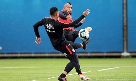 """Arturo Vidal: """"Será un partido diferente ante Perú"""""""