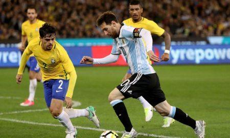 Hoy será el superclásico sudamericano: Brasil vs. Argentina