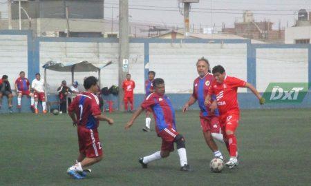 Tacna: Química Sol en el primer lugar del Campeonato de Fútbol Máster