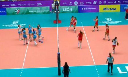 Mundial de vóley femenino Sub-20: Perú luchó contra Argentina pero perdió 3-0