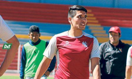 HABILITADO. Irven Ávila podrá debutar ante Real Garcilaso por la Copa Bicentenario