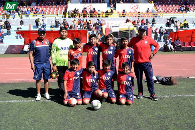 Academia Nacional avanzó a la gran final en la sub-12.