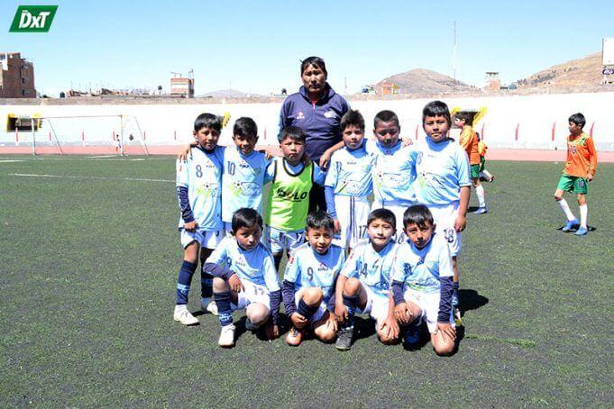 En la sub-8 campeonó la academia Raza Celeste.