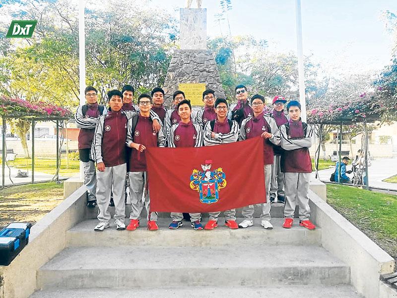 BUEN DEBUT. Escolares ganaron en primera fecha de macrorregional