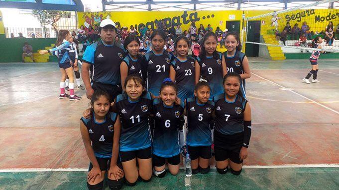 Porvenir Boys en un disputado partido logró el tercer lugar.