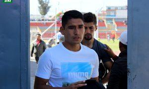ANSIOSO. Irven Ávila ya quiere debutar, pero tendrá que esperar su transferencia