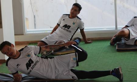 Plantel juliaqueño hoy vuelve a los entrenamientos.