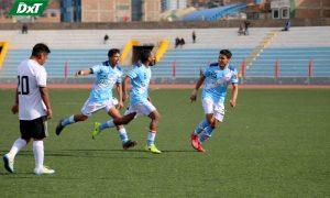 copa perú. Ugartinos golean 4-1 a Azángaro y pelean por clasificar a la Copa Perú
