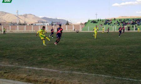 Copa Perú. Credicoop San Román jugando de visita gana a Santa Rosa 2-0 en Ayaviri