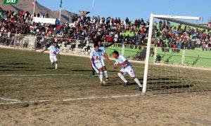 Copa Perú. Fuerza Minera de Putina empató 1-1 con Santa Rosa en Ayaviri