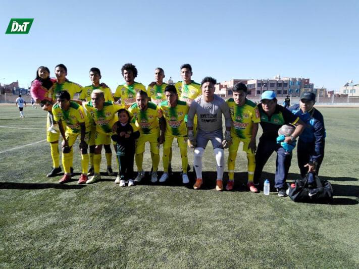 triunfazo. Credicoop San Román se pasea con Municipal de Azángaro. Le gana 7-1 en Juliaca