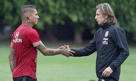 Técnico de la selección nacional aceptó el pedido de Guerrero de no ser llamado.