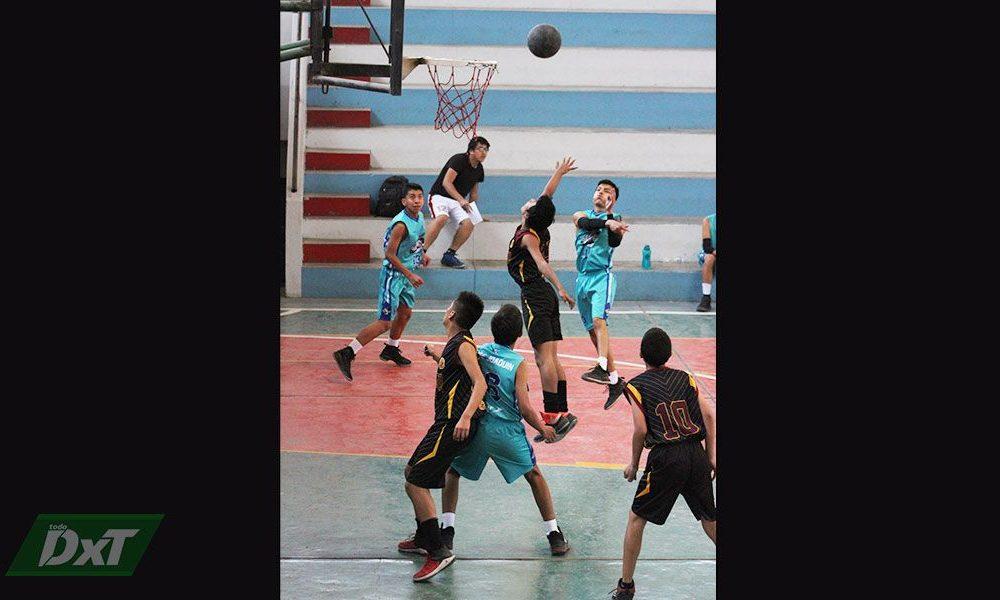 Arequipa: Básquet de menores se juega en Miraflores