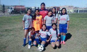 Damas cerrarán jornada de campeonato de menores en Tacna