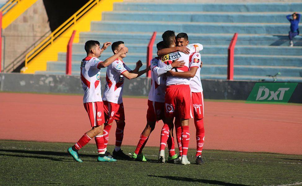 Copa Perú: Ugartinos derrotan a mineros y se asoman a la Nacional