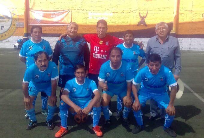 Deportivo Sicuani goleó en el torneo clausura y marcha bien.