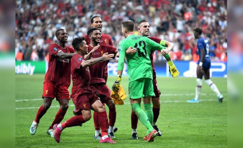 Liverpool vence en penales a Chelsea y se lleva la Supercopa de Europa