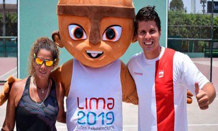 Kevin Martínez y Claudia Suárez van por el oro esta tarde