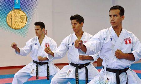 John Trebejo, Oliver del Castillo y Carlos Lam son oro puro.