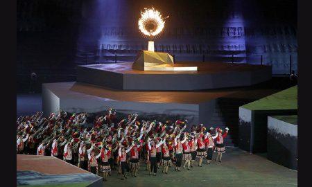 Extraordinario fin de fiesta de los XVIII Juegos Panamericanos