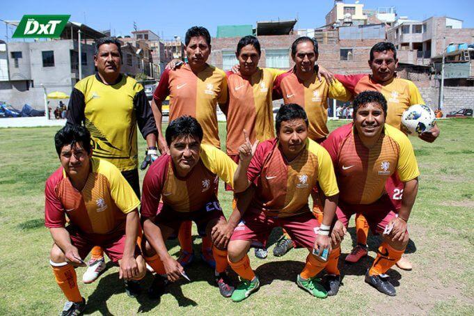 Deportivo Bustamante quedó tercero con 11 unidades.