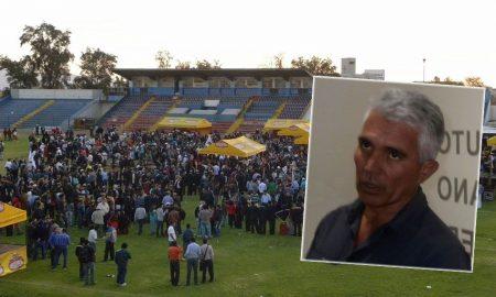 Sergio Bolliger alquila escenarios deportivos.